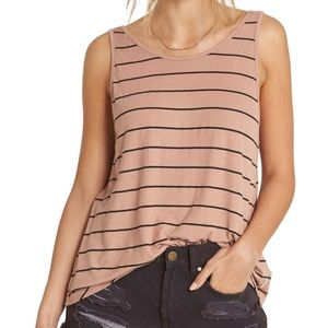 Billabong W's Easy Days Relaxed Fit Tank NWT